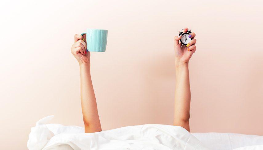 Hábitos levantarse temprano